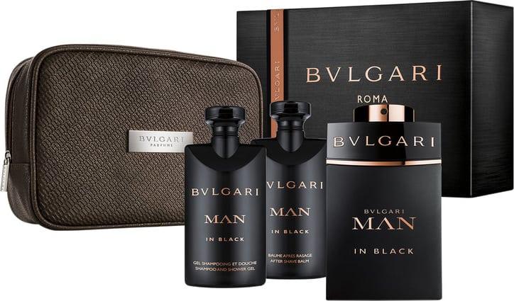 4bb5bfdbbf0 Conjunto Man In Black Bvlgari Masculino - Eau de Parfum 100ml + Shampoo  para Banho 75ml