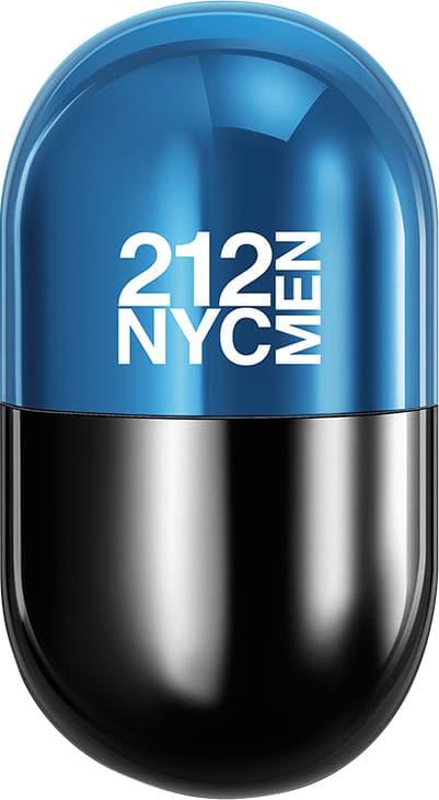 212 Men Pills Carolina Herrera Eau de Toilette - Perfume Masculino 20ml 44dd555bda