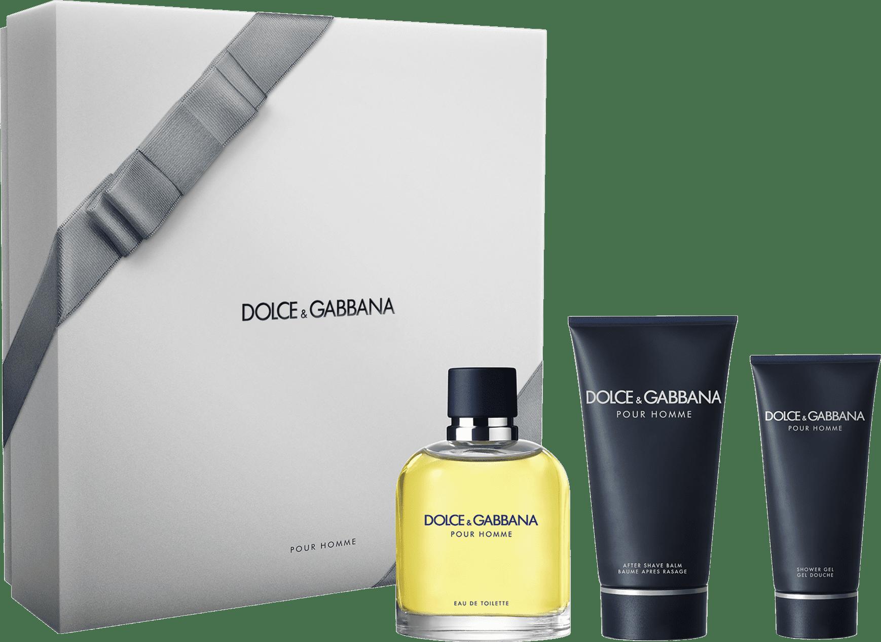 Conjunto Dolce   Gabbana Pour Homme Masculino - Eau de Toilette 125ml +  Pós-Barba 639889e940
