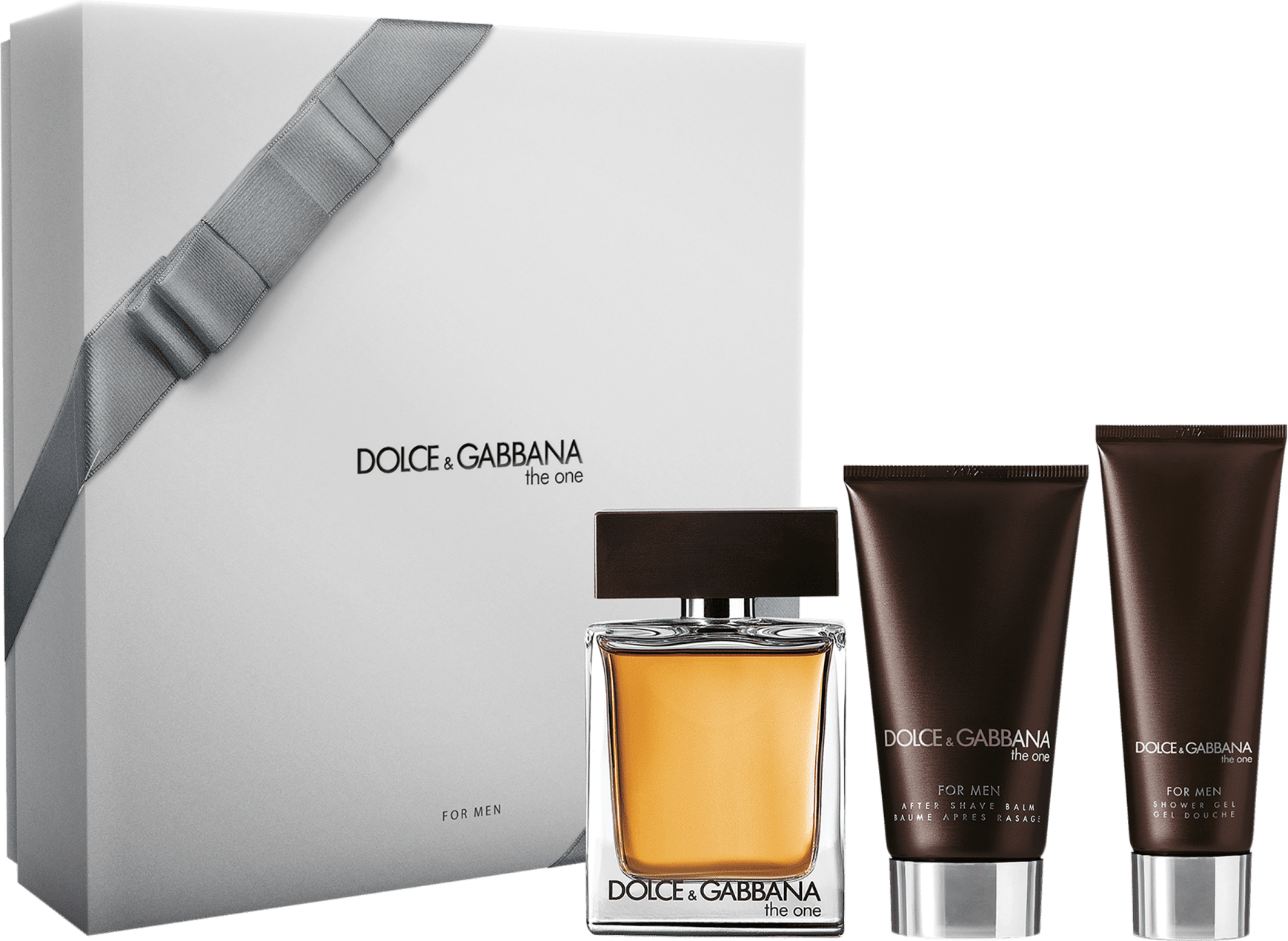28cff7f242 Conjunto Dolce & Gabbana The One Men Masculino - Eau de Toilette 100ml +  Pós-