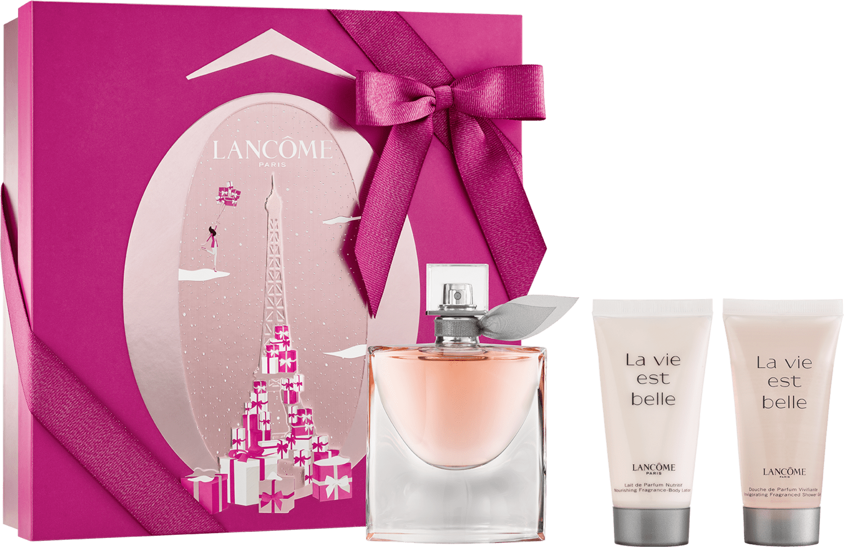 e23b26901f Conjunto La Vie Est Belle Lancôme Feminino - Eau de Parfum 50ml + Shower  Gel 50ml
