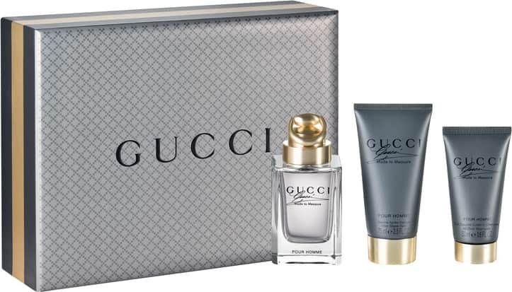 f9f3b200c Conjunto Made to Measure Gucci Masculino - Eau de Toilette 90ml + Pós Barba  50ml +