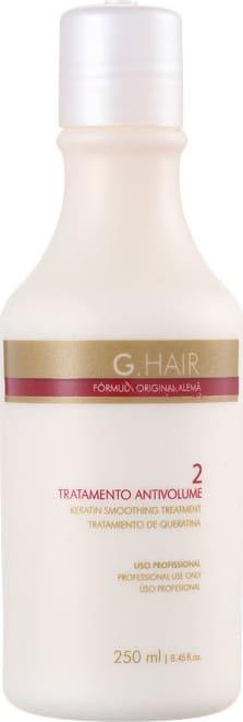 79be8812c G.Hair Inoar G.Hair Escova Alemã Tratamento Antivolume Passo 2 250ml