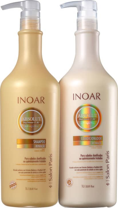 2ebbe5a35 Kit Inoar Absolut DayMoist CLR 1000ml | Loja INOAR