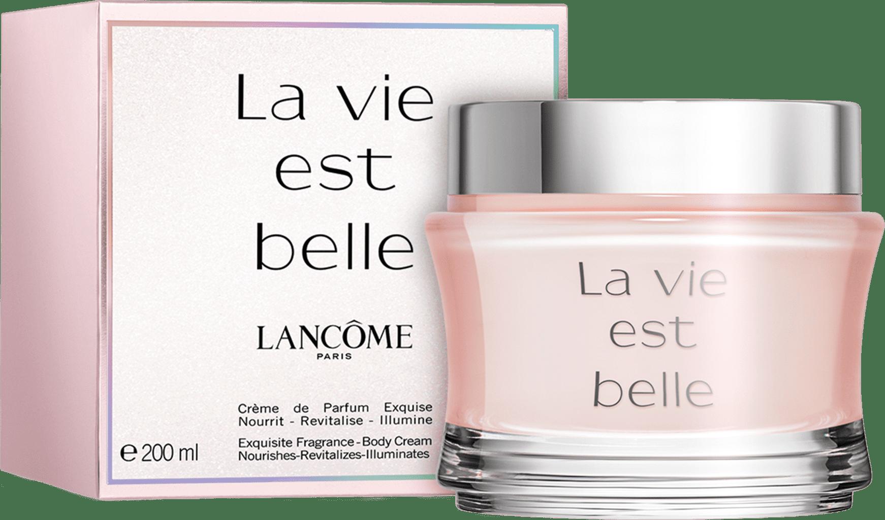 d88c134d3c Lancôme La Vie Est Belle - Creme Hidratante 200ml