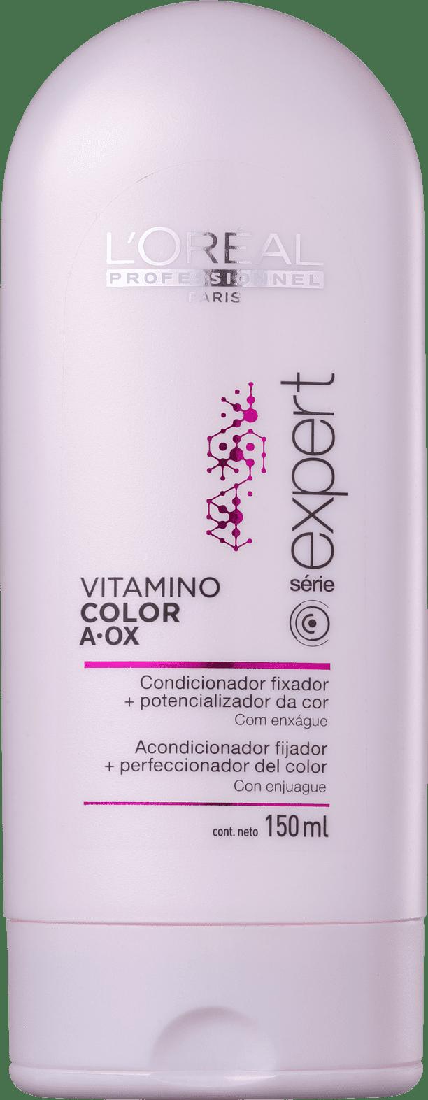 9f7676654 L'Oréal Professionnel Expert Vitamino Color A OX - Condicionador 150ml