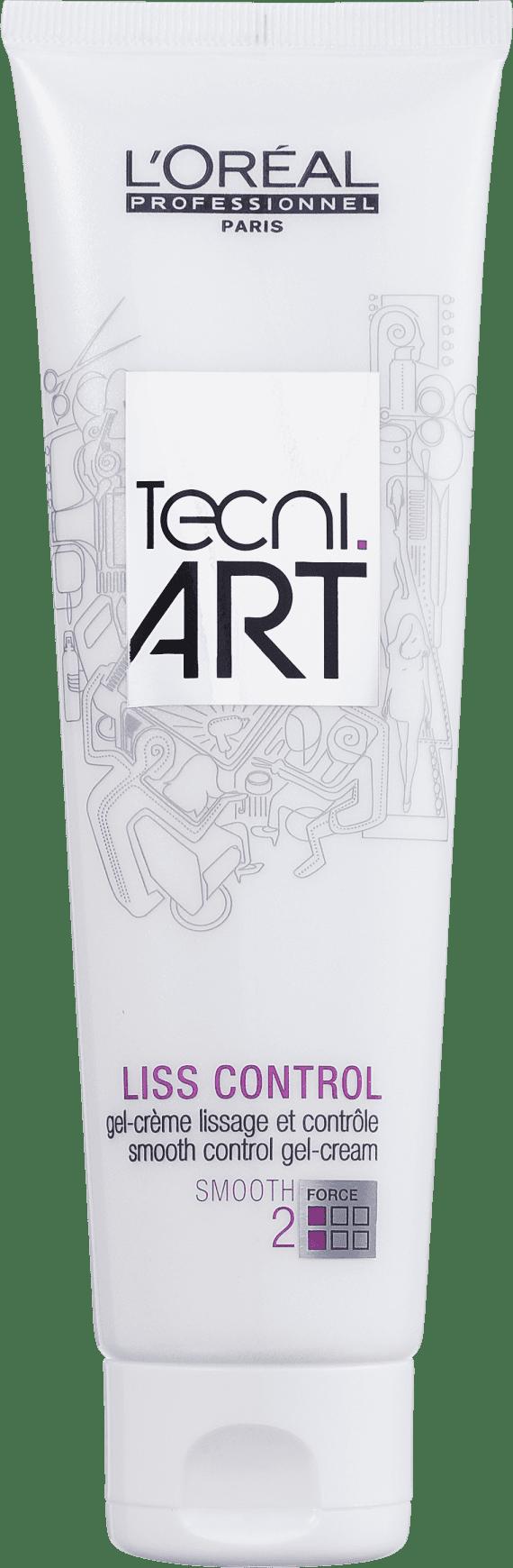 L Oréal Professionnel Tecni Art Liss Control Force 2 - Creme Modelador 150ml 73b867bbed7