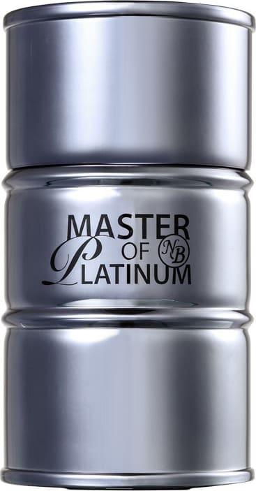 ae9afdea6b Master Essence Platinum New Brand Eau de Toilette - Perfume Masculino 100ml