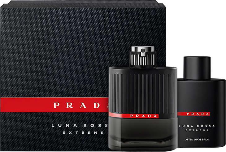 Conjunto Luna Rossa Extreme Prada Masculino - Eau De Parfum 100ml +  Pós-Barba 100ml 36c1b7be49