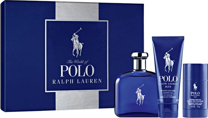 856865e7d Conjunto Polo Blue Ralph Lauren Masculino - Eau de Toilette 125ml + Gel de  Banho 100ml