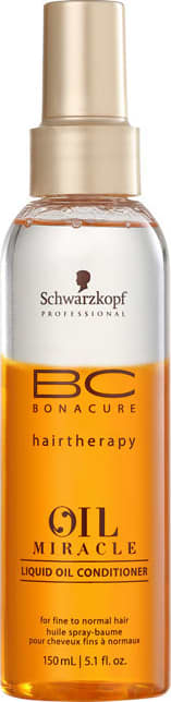 e909c79dae Schwarzkopf Professional BC Bonacure Oil Miracle Liquid Oil - Spray  Leave-in 150ml