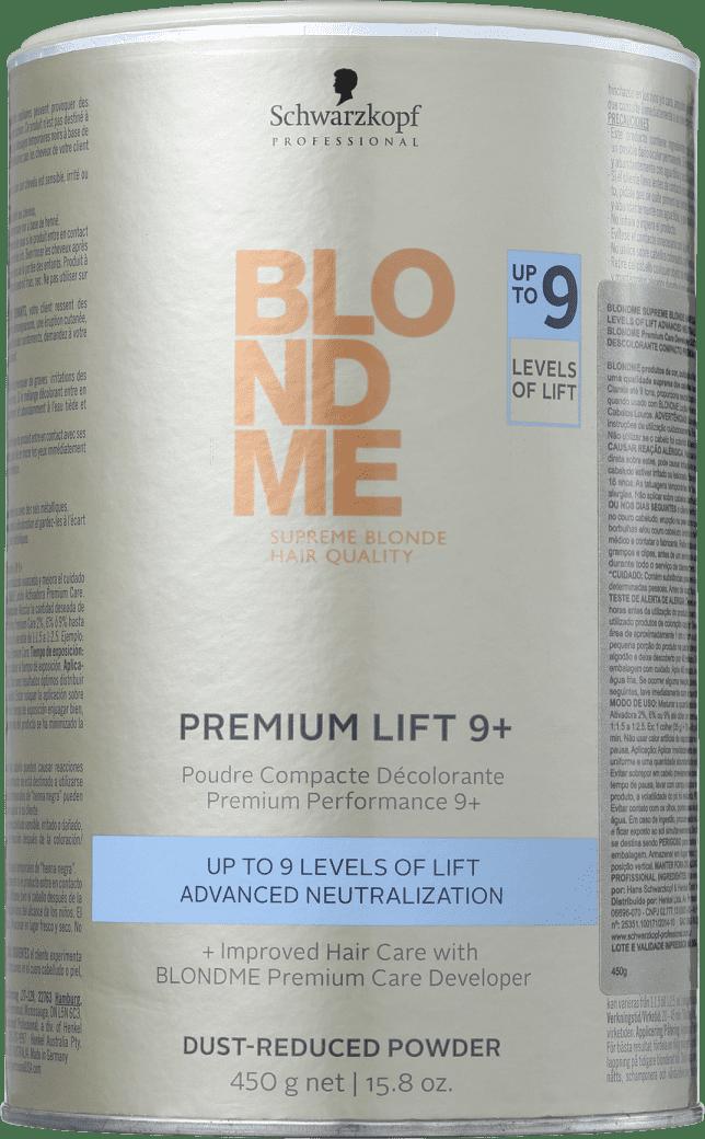 Pó Descolorante Schwarzkopf Blond Me Premium Lift Beleza Na Web