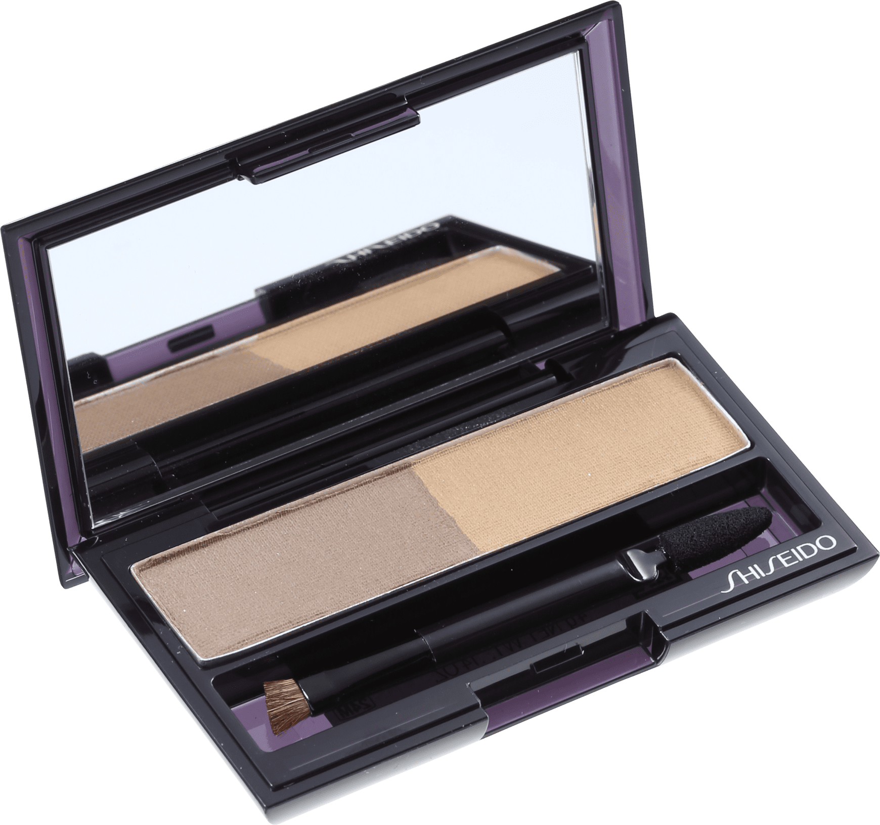 paleta shiseido eyebrow styling compact beleza na web. Black Bedroom Furniture Sets. Home Design Ideas