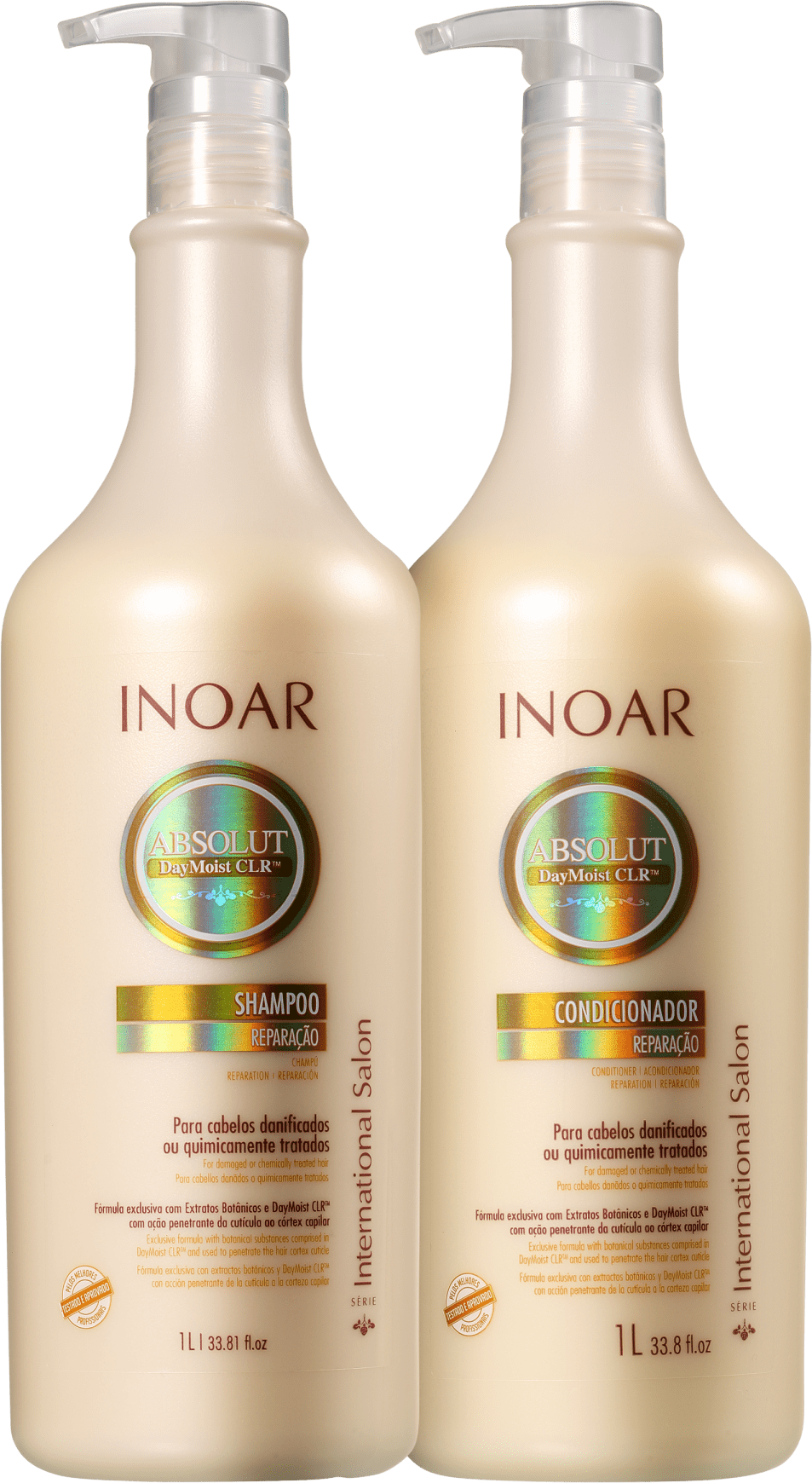54b4099f2 Kit Inoar Absolut DayMoist CLR Duo | Beleza na Web