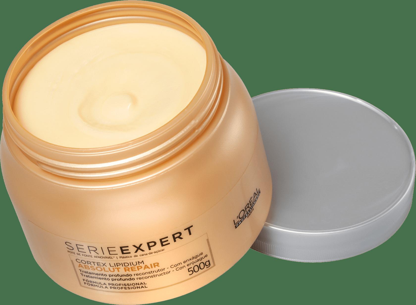 965dd1141 L'Oréal Professionnel Expert Absolut Repair Cortex Lipidium - Máscara de  Reconstrução 500g