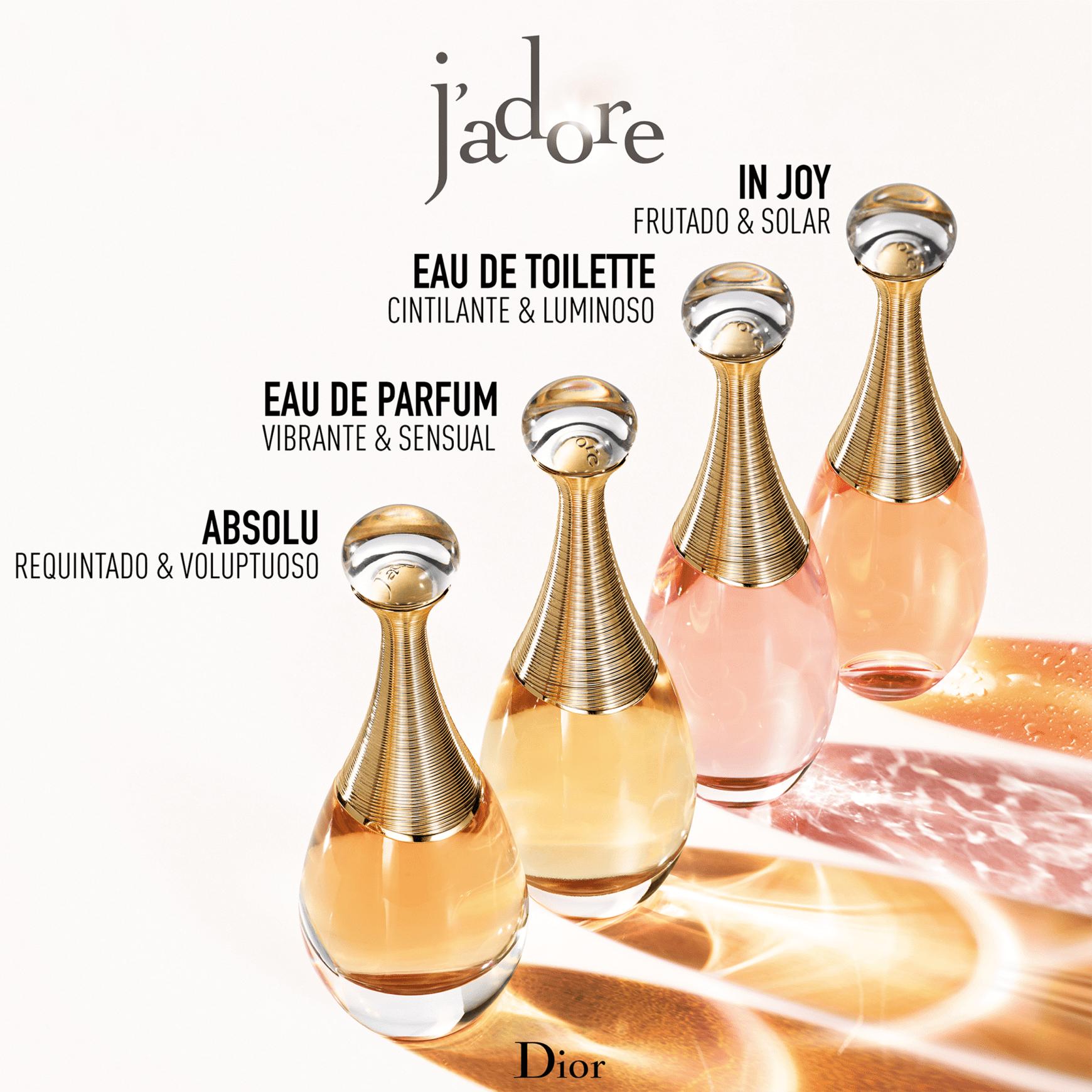 01d57567b93 J adore Dior Eau de Parfum - Perfume Feminino 100ml