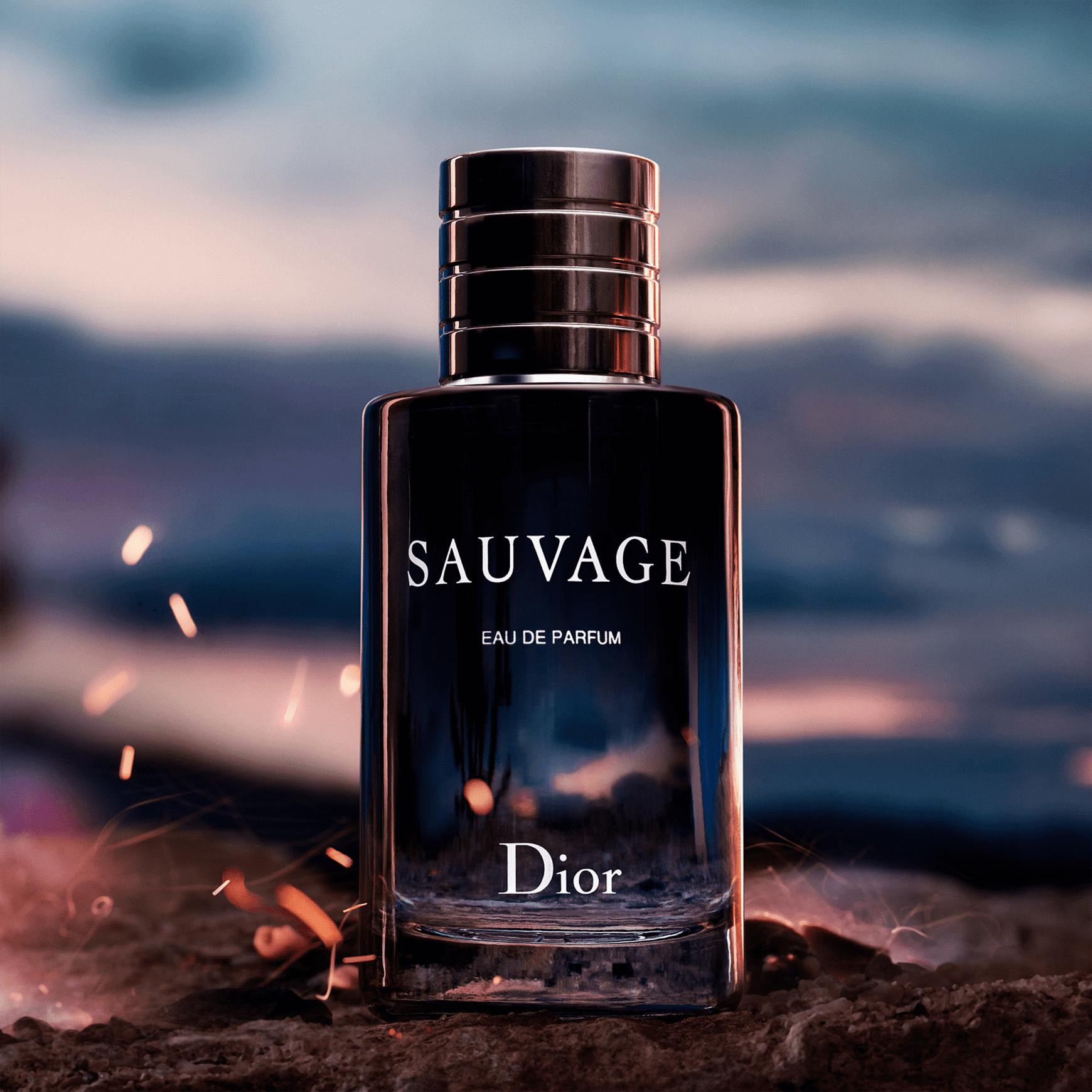 ce33fa48157 Sauvage Dior Eau de Parfum - Perfume Masculino 100ml