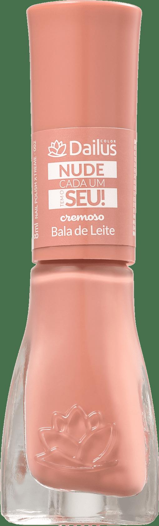 Dailus Esmalte - Nude Cada Um Tem O Seu - Bala De Leite