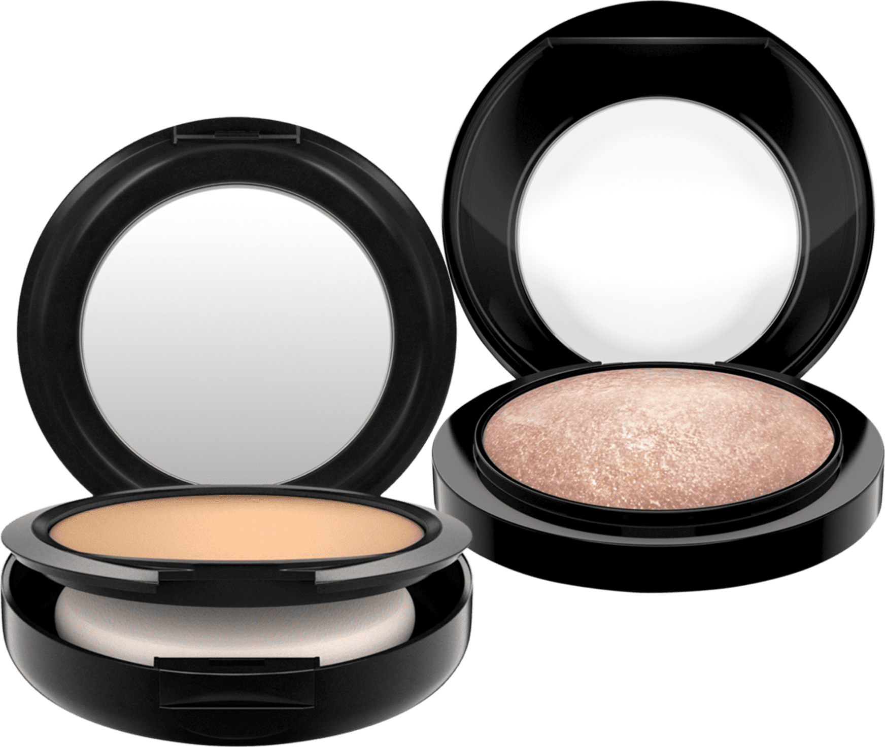 Kit M A C Mineralize Powder Foundation Nc40 Beleza Na Web
