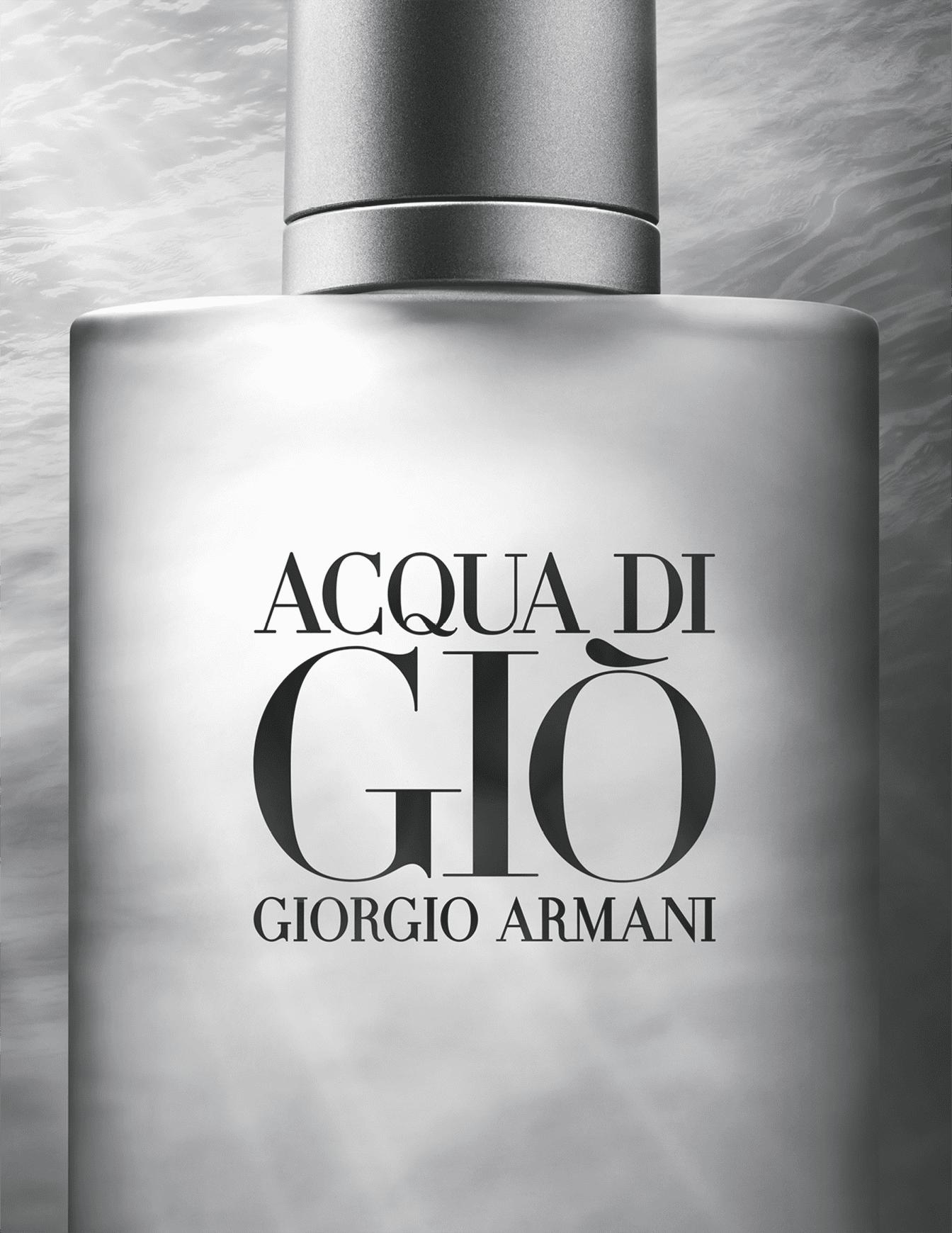 fdf1fec27f Acqua di Giò Pour Homme Giorgio Armani Eau de Toilette - Perfume Masculino  100ml