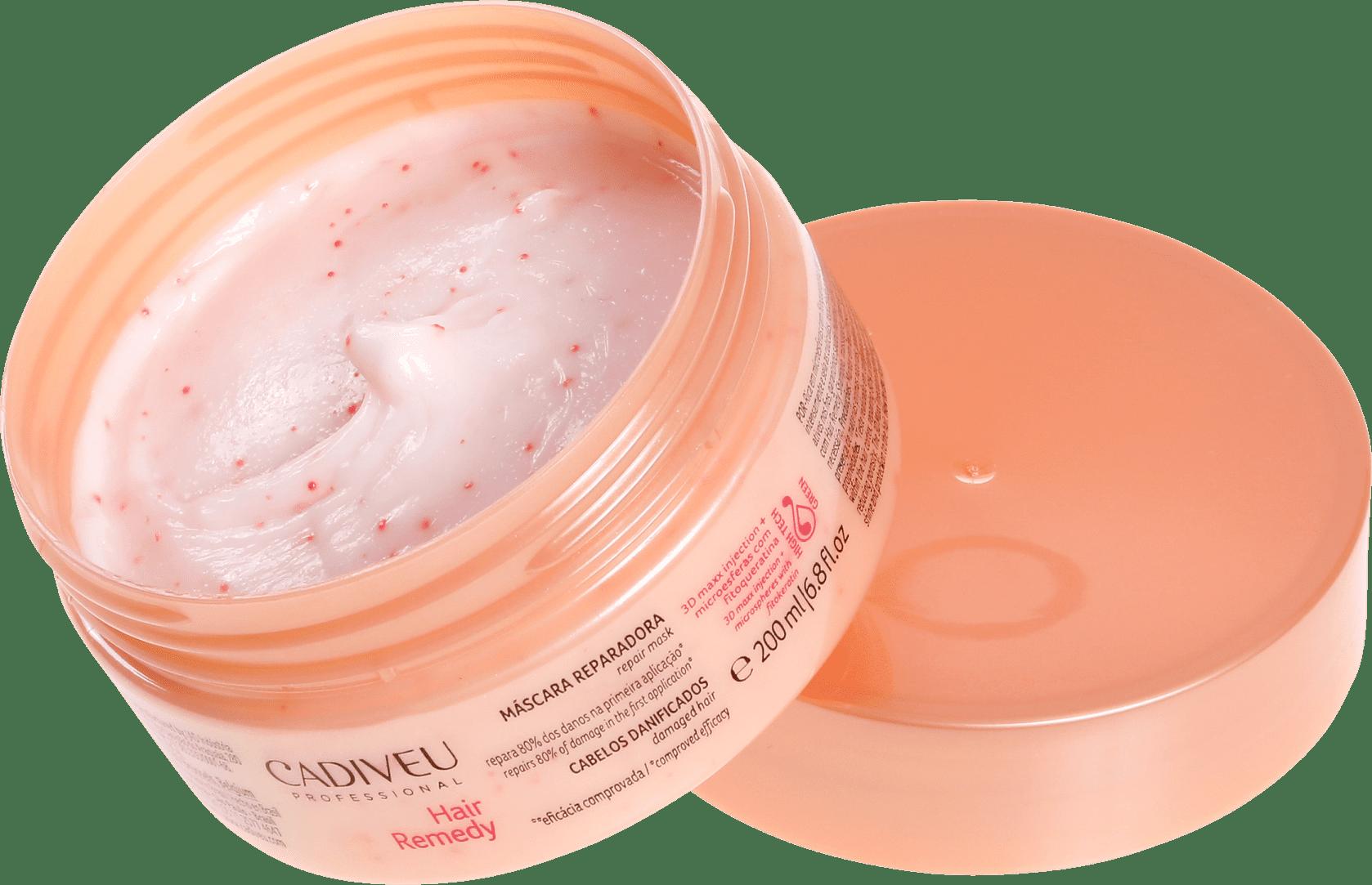 c9910e960 Cadiveu Professional Hair Remedy - Máscara Capilar 200ml
