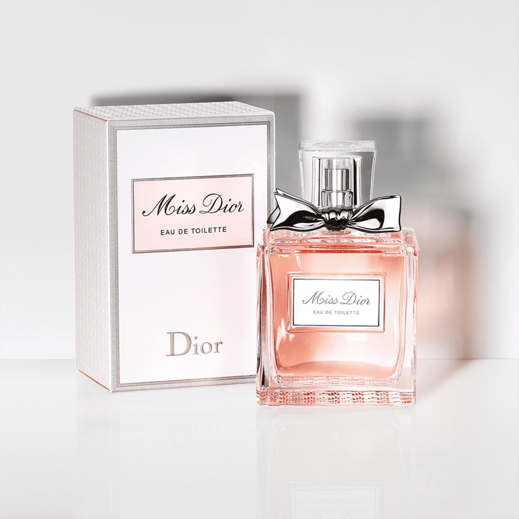 e9fc8a83257 Miss Dior Eau de Toilette - Perfume Feminino 100ml