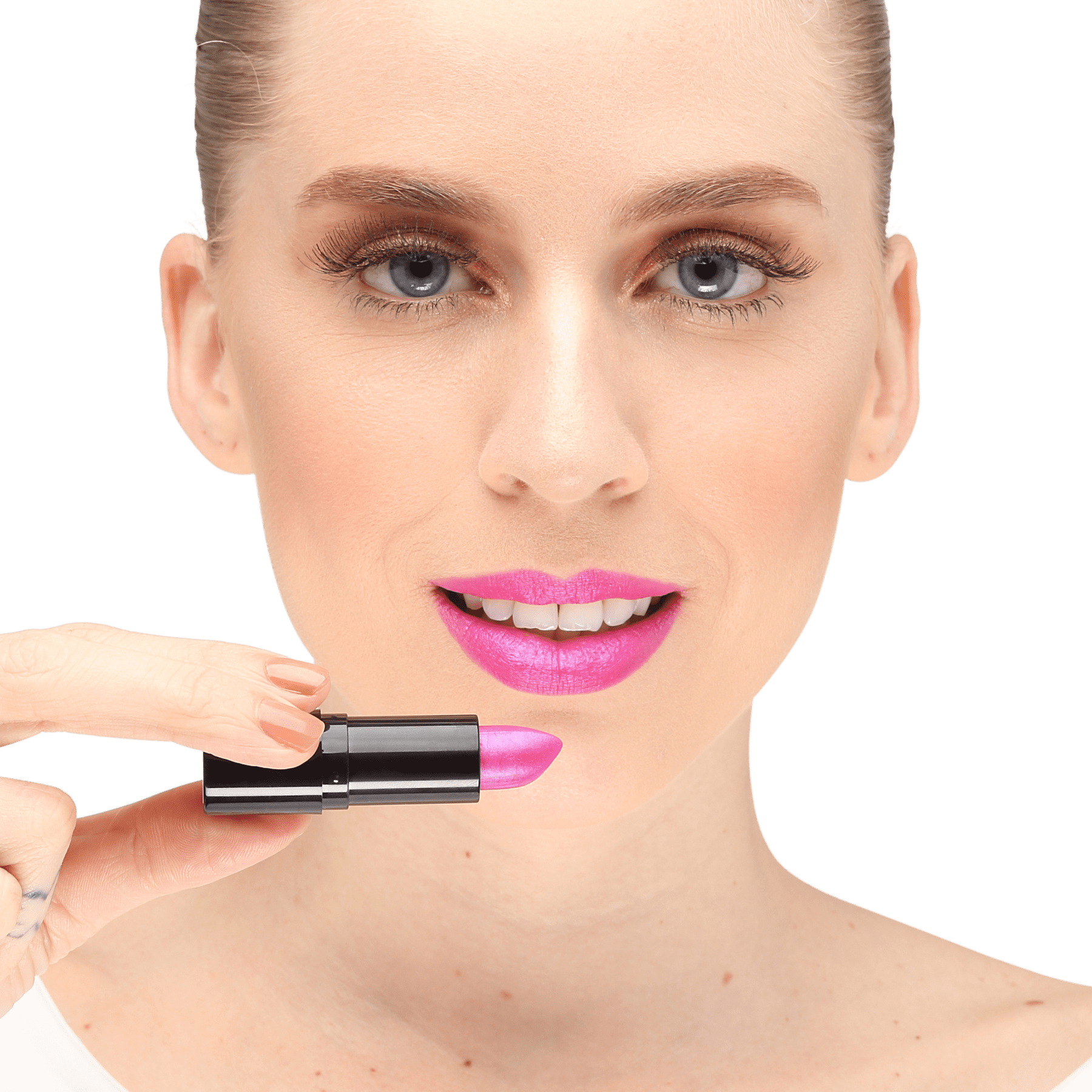 monique The Face: Ruby Kisses Ultra Matte Lipstick Swatches