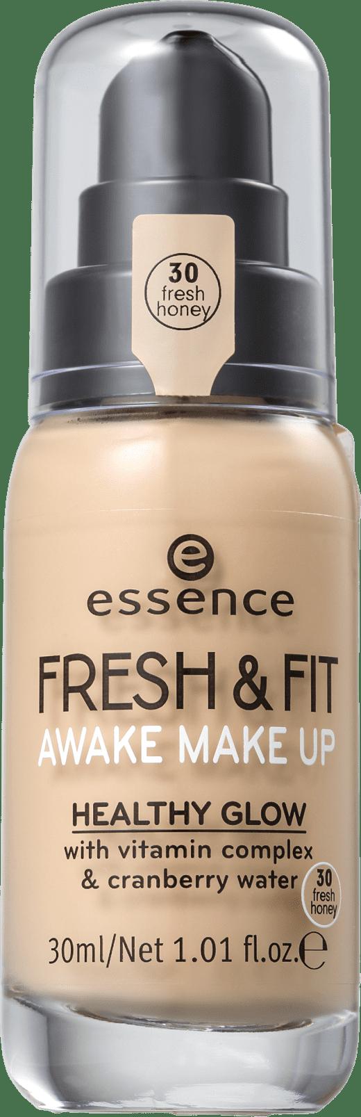 a2d3ff8e1 Essence Fresh & Fit 30 Fresh Honey - Base Líquida 30ml