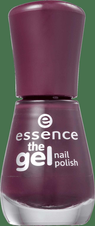 Essence The Gel 72 Plump Power Esmalte Cremoso 8ml