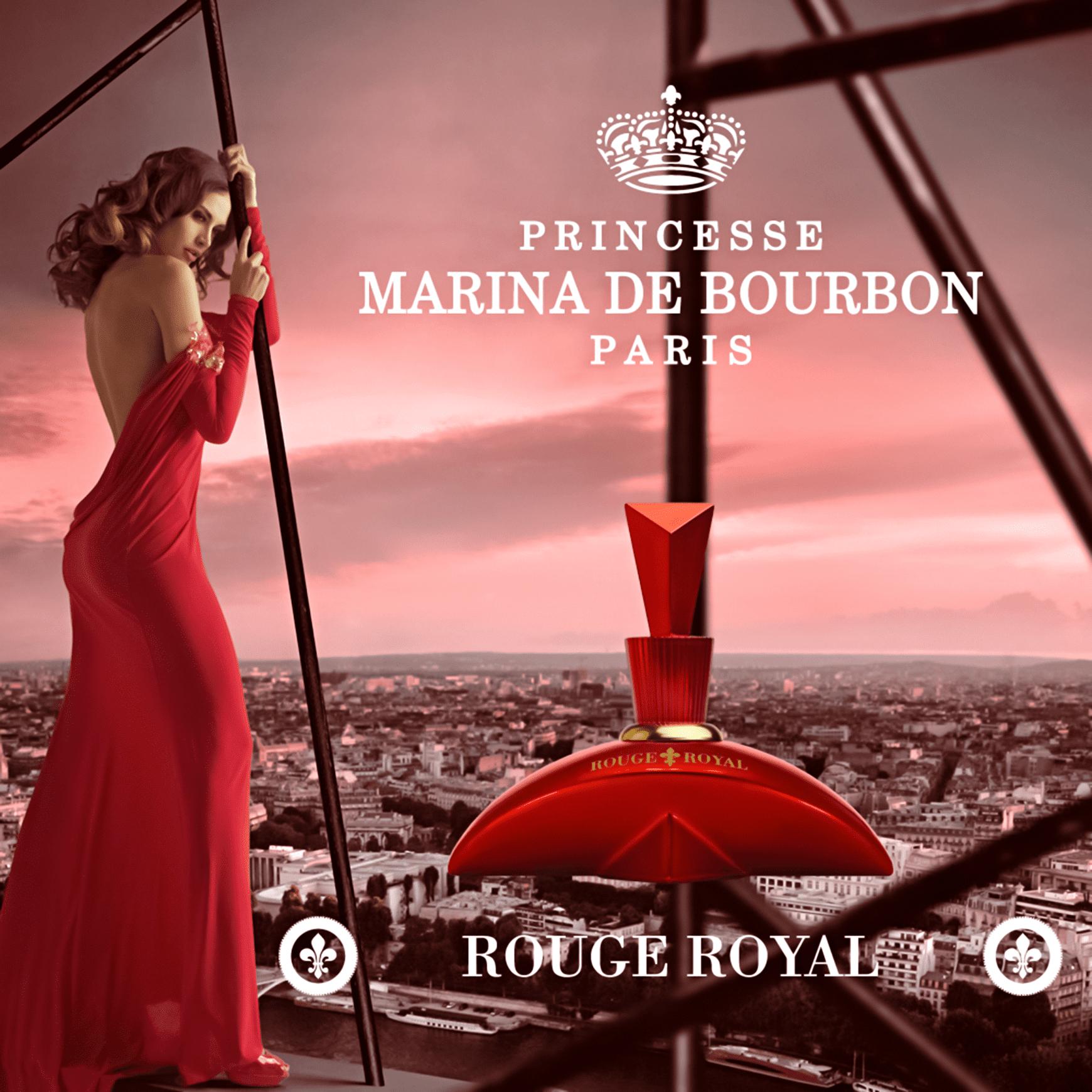 b9bafb640 Rouge Royal Marina de Bourbon Eau de Parfum - Perfume Feminino 30ml