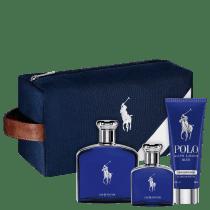 28ff7a8d9 Conjunto Polo Blue Ralph Lauren Masculino - Eau de Parfum 125ml + Eau de  Parfum 40ml