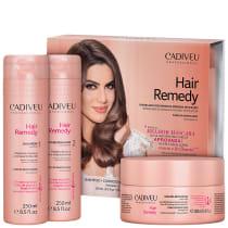 6a2249f0f -23% Kit Cadiveu Professional Hair Remedy Reparador (3 Produtos)