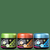 YKAS Kit Crossfit Cronograma Capilar Express No Poo (3 Produtos)