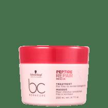 c51c2a957 -24% Schwarzkopf Professional BC Bonacure Peptide Repair Rescue Treatment -  Máscara Capilar 200ml