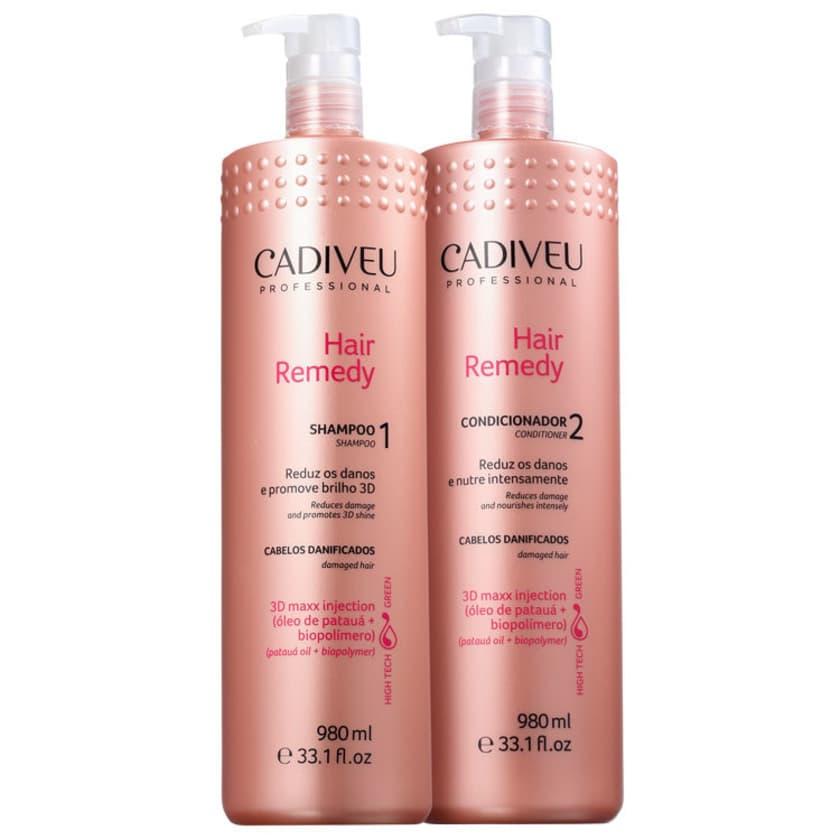 896fa2ed9 Kit Cadiveu Professional Hair Remedy Salon