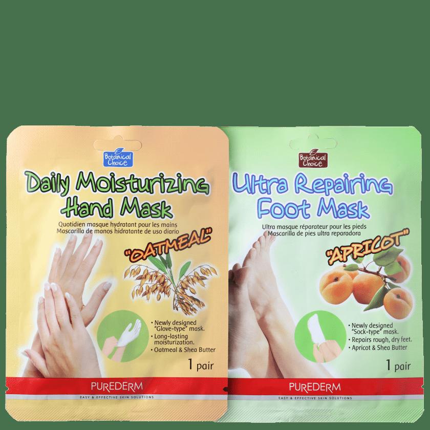-30% Kit Purederm Mãos e Pés (2 Produtos) ba3a2b28f6b8d