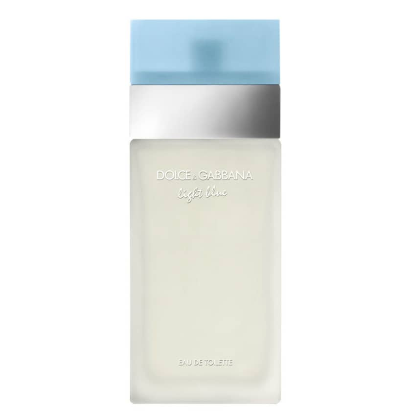 Light Blue Dolce   Gabbana Eau de Toilette - Perfume Feminino 100ml ... 316ba009278