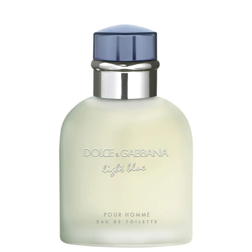 Light Blue Pour Homme Dolce   Gabbana Eau de Toilette - Perfume Masculino  75ml 40756017efa