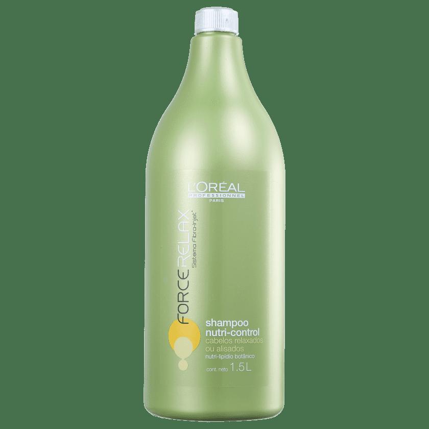 9dea79e06 Shampoo L'Oréal Expert Force Relax NutriControl | Beleza na Web