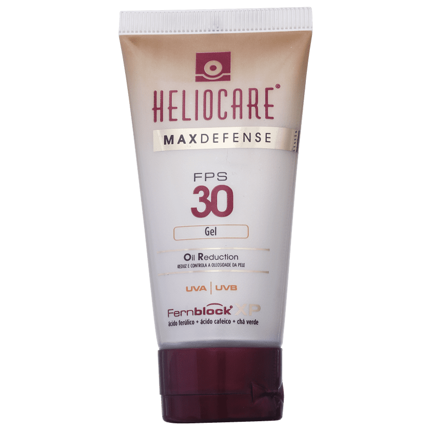 Melora Heliocare Max Defense Oil Reduction FPS 30 - Protetor Solar Facial  50g ac3204a21ed49