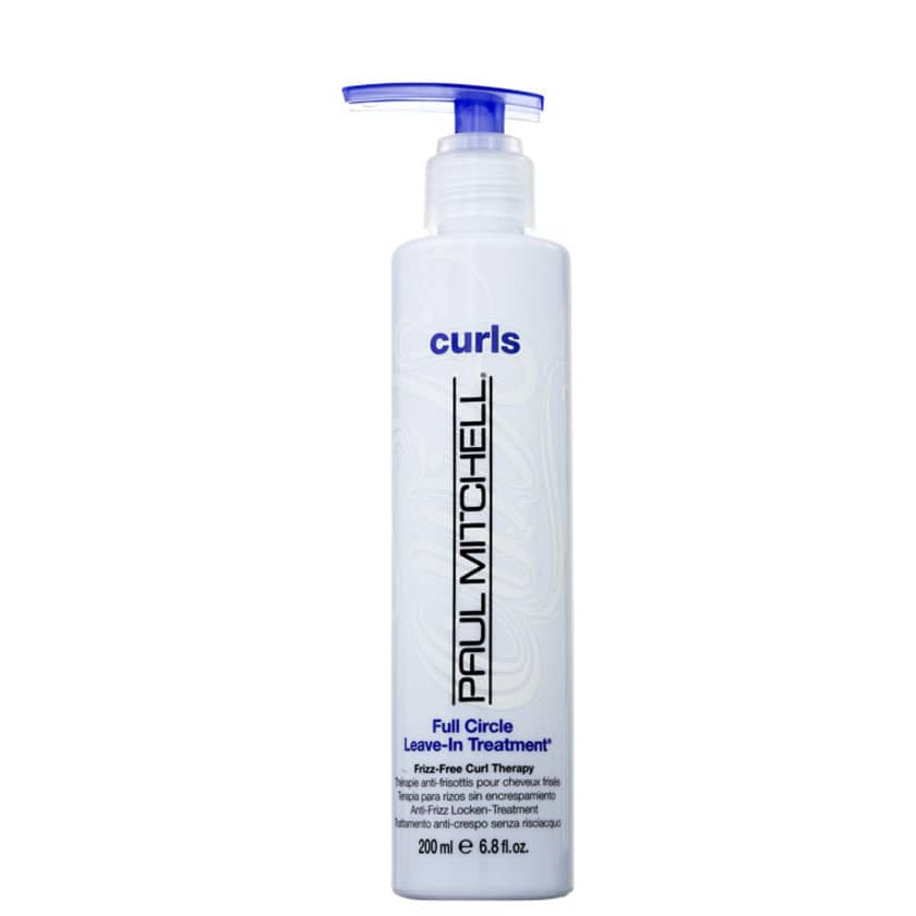 7889968ce2f44 Leave-in Paul Mitchell Curls Full Circle   Beleza na Web