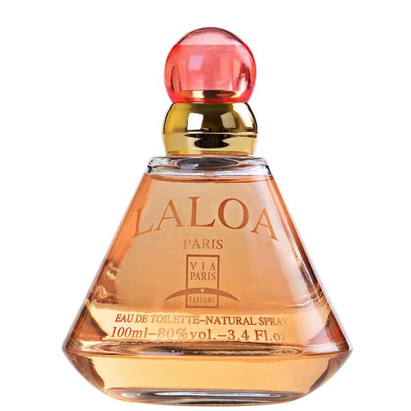 98e601e9485 -25% Laloa Via Paris Eau de Toilette - Perfume Feminino 100ml