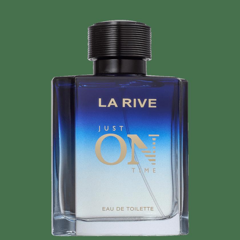 -16% Just On Time La Rive Eau de Toilette - Perfume Masculino 100ml f474e928df7
