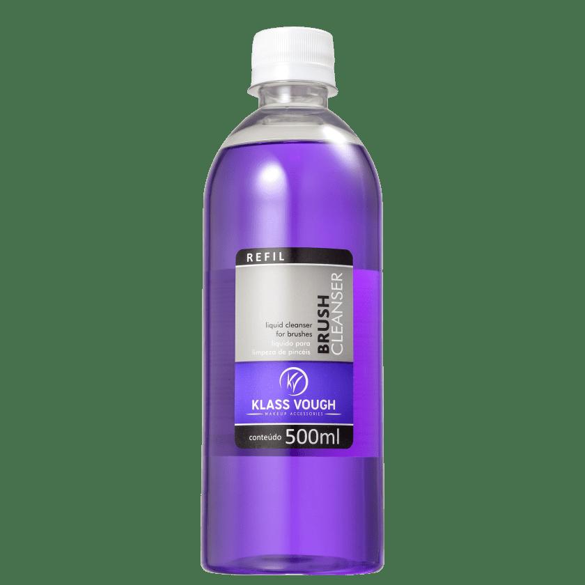 39fac61cace07 Klass Vough Pro Makeup Series Refil - Limpador de Pincéis 500ml