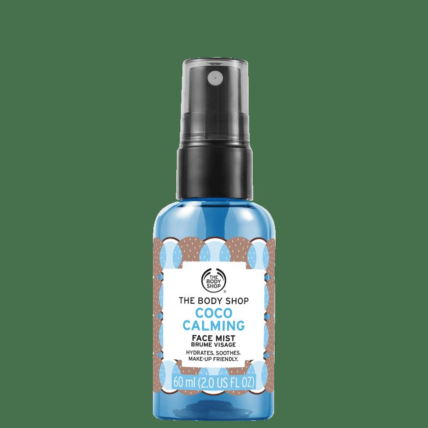 0682f85ad2a16 Hidratante The Body Shop Coco Face Mist   Beleza na Web