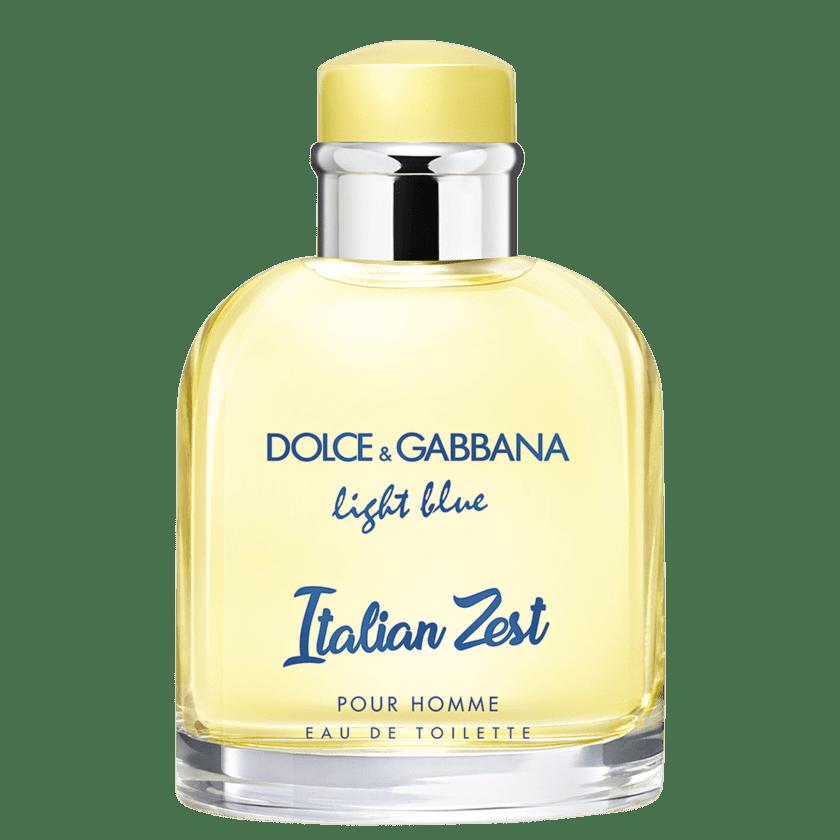 11ba6c1beeb71 Light Blue Italian Zest Dolce   Gabbana Eau de Toilette - Perfume Masculino  125ml ...