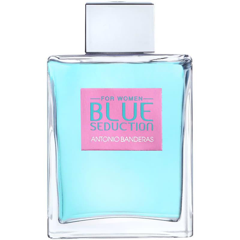 Blue Seduction Antonio Banderas Eau de Toilette - Perfume Feminino 200ml