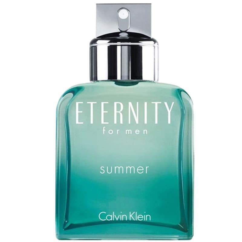 Calvin Klein Perfume Masculino Eternity Summer for Men - Eau de Toilette 100ml