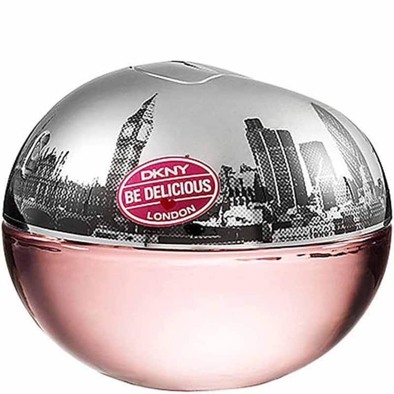 DKNY Perfume Feminino Be Delicious I Heart London - Eau de Parfum 50ml
