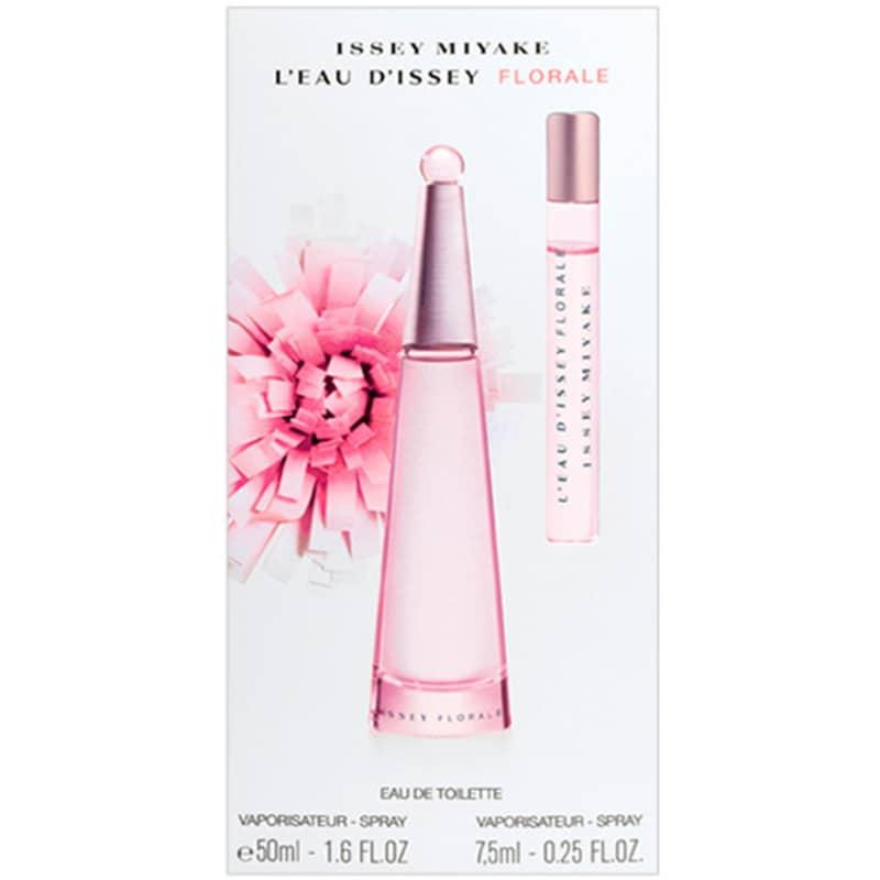 Issey Miyake Conjunto Feminino L'Eau d'Issey Florale - Eau de Toilette 50ml + Eau de Toilette 7,5ml